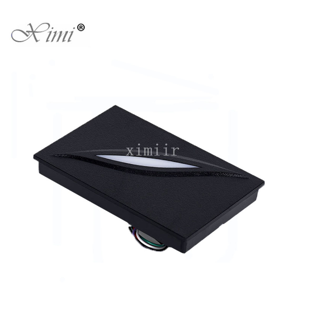 125KHZ RFID Card Reader Small Waterproof Good Quality Biometric Access Control Card Reader ZK KR100