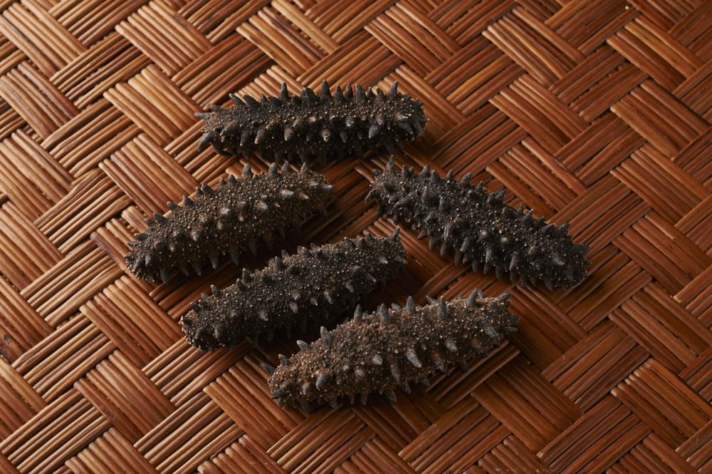 Sugar-Free Private Label Japanese Black Dry Sea Cucumber for Health