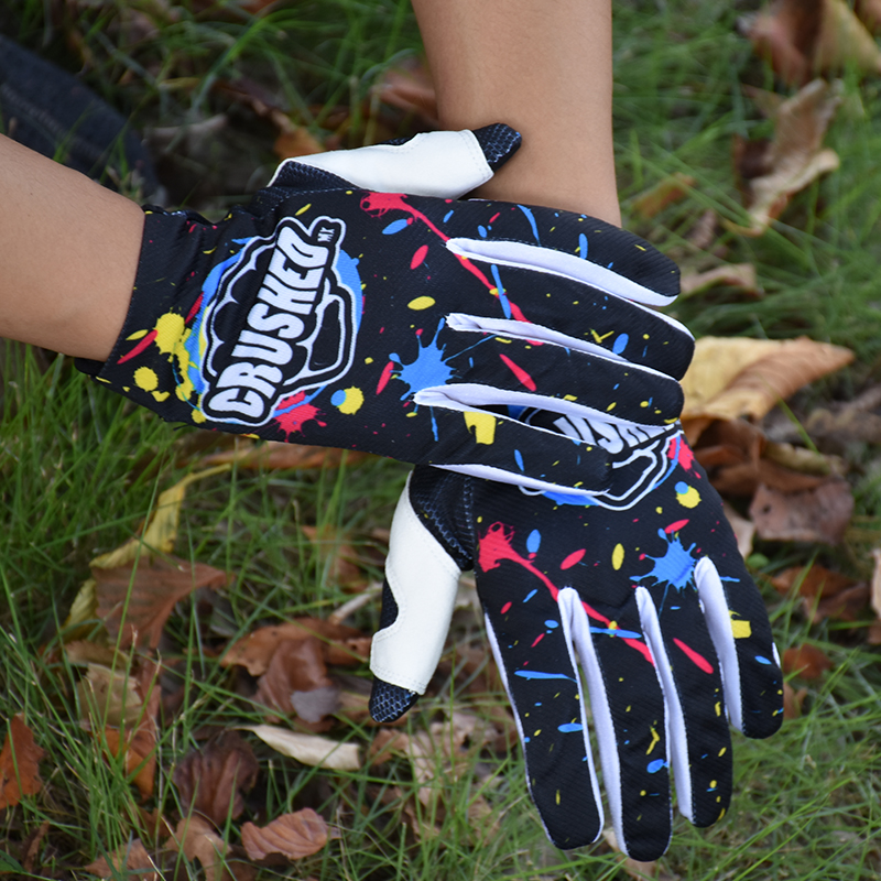 Nuevo personalizado MX guantes de carreras de Motor de bicicleta Motocross MTB XC BMX cuesta abajo ATV guantes