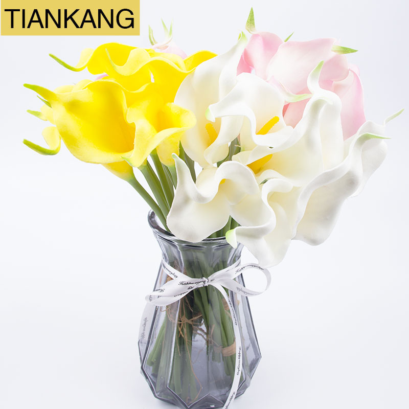 Calla Lily Artificial Flower For Decoration Zantedeschia Aethiopica Calla Lily Artificial Flowers Buy Artificial Flowers Call Lily Calla Lily Artificial Product On Alibaba Com