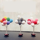 QY Charming Auto Ornaments Multicolour Lovely Balloon Car Decoration Mini Console Dashboard Decoration Car Interior Supplies