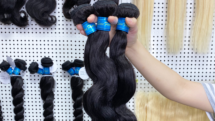 Luxefame 100 Original Brazilian Human Hair Bundle,Virgin Human Hair From Very Young Girl,Prices For Brazilian Hair In Mozambique