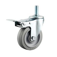 Factory Price Chrome Caster Wheels