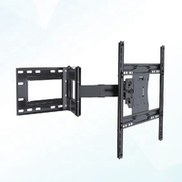 40-70 inch universal LCD/LED TV bracket wall mount bracket TV rack telescopic rotating