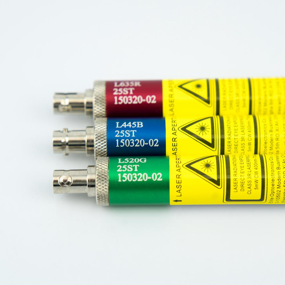 Kualitas Tinggi Terang Hijau Fiber Laser Pointer Modul