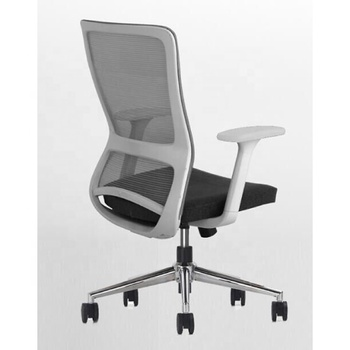 Office Chairs Self Adjusted Mechanism Mesh Chair Swivel ...