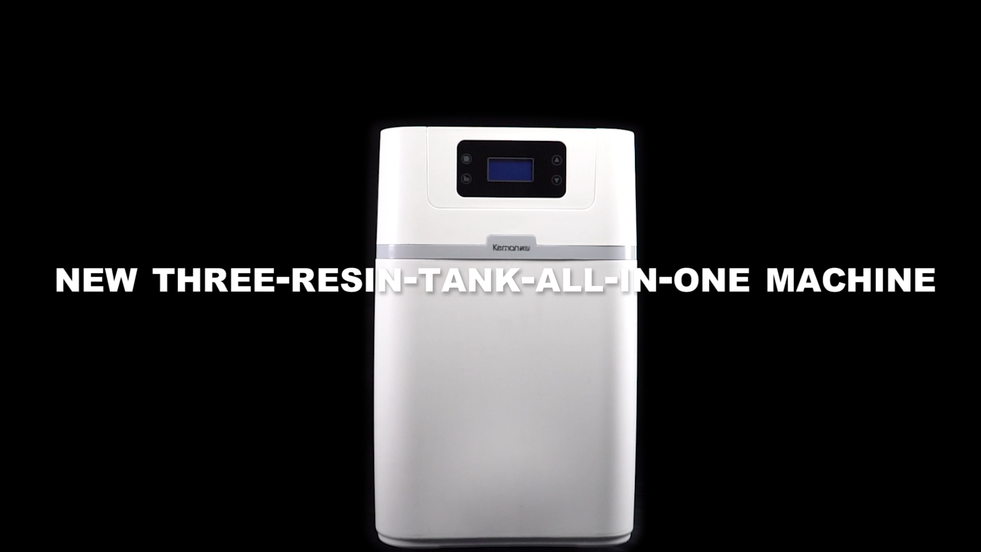 New Technology Portable Heating Household Pre Filtration Resin Water Softener