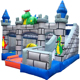 Kids Commercial Bouncy House Air Princess Jumping Castle Inflatable Sale Jump Bouncer Inflatable Buncer Combo Bounce House