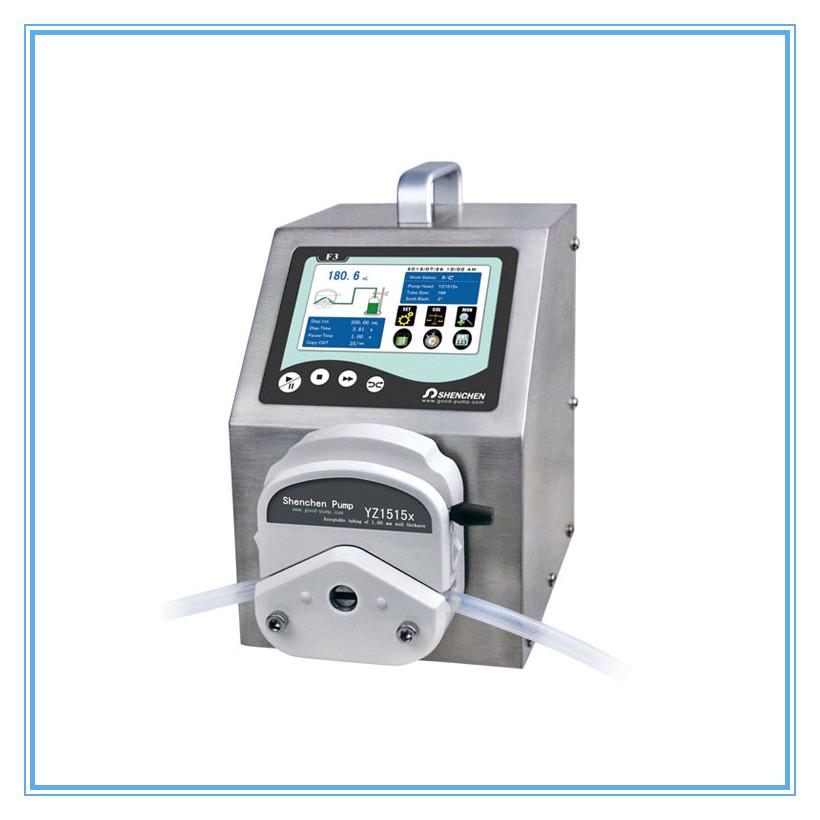Prezzo di Fabbrica Ce Approvato 12 V Pompa Peristaltica 2000 Ml/min Produttore Automatico di Dispenser Pompa Peristaltica