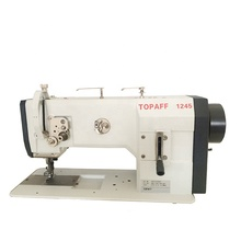 TOPAFF 1245-6/01 kim Đơn Lockstitch máy may Da