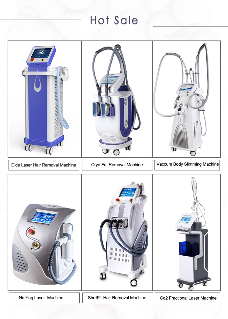 KES-OB Velashape 3 Vacuum+Cavitation+System Buttocks Lifting celulite remover therapy Body Contouring Machine