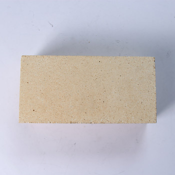 Fire Resistant Low Porosity Refractory High Alumina Refractory Bricks