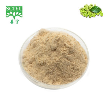 Loss weight green coffee bean extract powder