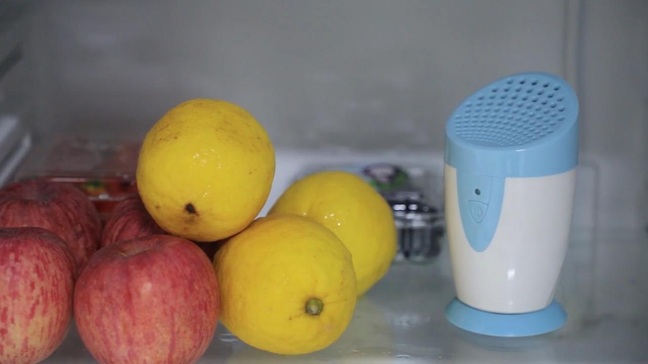 New Design Multi-functional Wireless Battery Powered Mini Portable Ozone Shoe Sterilizer