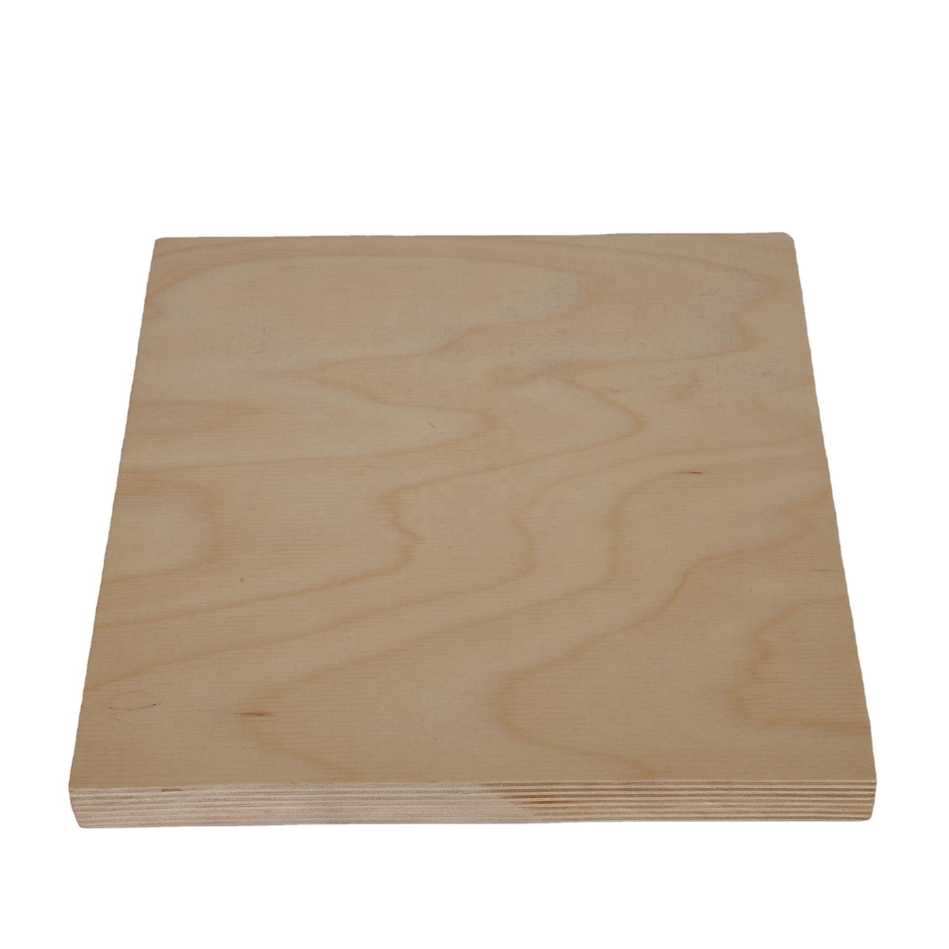 Barato al por mayor mejor calidad ruso de madera contrachapada de abedul de 3mm