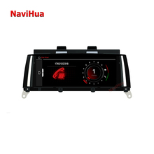 NaviHua Android 9.1Car video radio Car DVD Player Auto Audio Multimediale Per BMW X3 X4 F25 F26 (2011-2017) stereo radio wifi