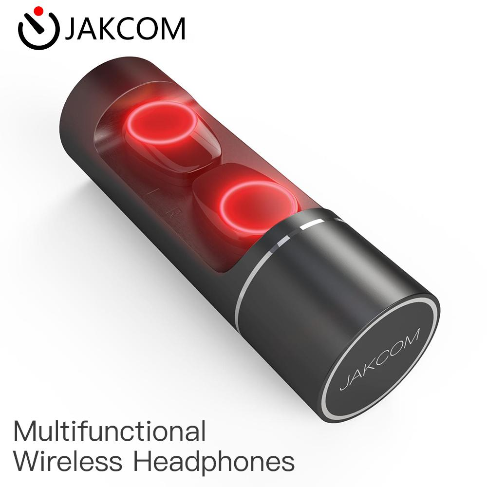 JAKCOM TWS Smart Wireless Headphone Hot sale as Earphones Headphones with motherboard pajero <strong>v20</strong> shock wifi watch phone