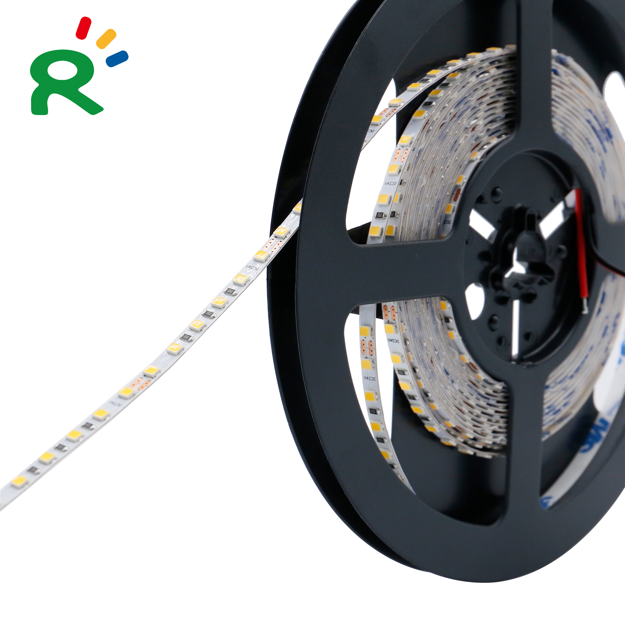 2835 120leds led strip ultra narrow 5mm PCB rope light low voltage