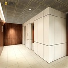 Custom size compact laminate fireproof wall cladding