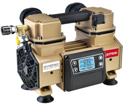 900w brushless air compressor GDY-660,,mini oil free oilless silent portable air compressor ac220/110Vair pump compressors