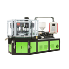 CE standard plastic bottle makiing injection blow moulding machine