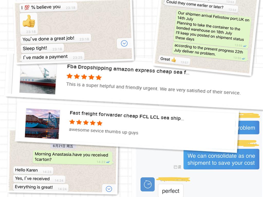 De promoción por Express/servicios de mensajería de China a Nueva Zelanda