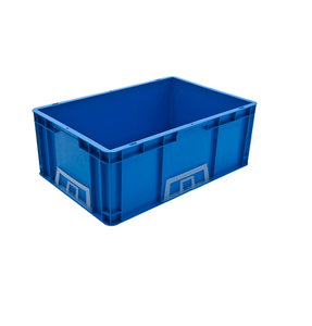 foldable plastic crates pp logistics box for electronic products transportation