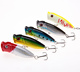 Peche top water bass fishing lures plastic popper lure bait