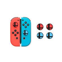 4 шт., чехол-накладка для Nintendo Switch Joy Con, джойстик для Nintendo Switch(Китай)