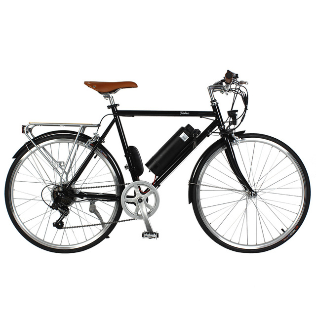 "Wholesale China best quality vintage road ebike manufacturer 26""250w bicicleta electrica city retro electric road bike"