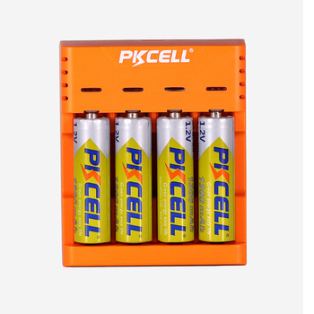 Pkcell Super Power Battery Charger 8146 NiMH NiCd AA AAA Baterai Isi Ulang