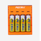 PKCELL Super power Battery Charger 8146 NiMH NiCD AA AAA Rechargeable Batteries