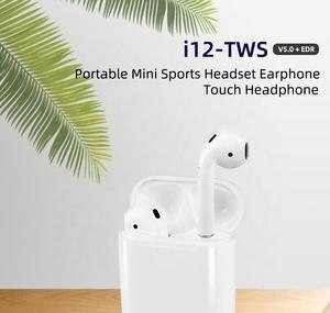 New trend portable tws earphone bluetooth earphone wireless for iPhone