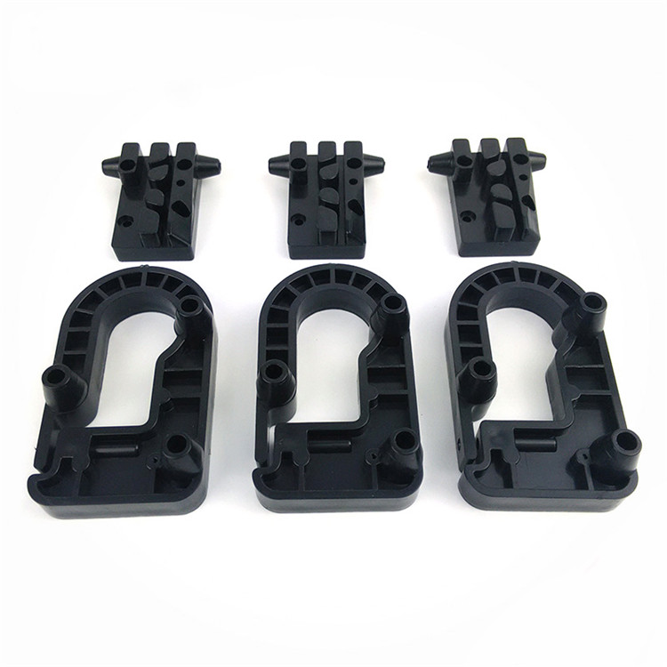 Custom Medical Grade Plastic Silicon Parts High Quality OEM Medical Plastic PC ABS  Parts Injection Mold