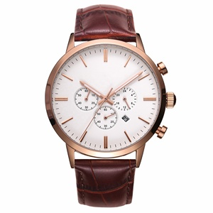 3atm waterproof Chronograph Feature wristwatches men watch