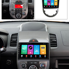 Screen Car Hd 1024*600 Capacitive 2.5d Ips Android Car Stereo Mekede M Android Voice Control IPS 2.5D Screen Car Video For KIA SOUL 2008 2009 2011 2 32GB GPS BT Video Out SWC Stereo