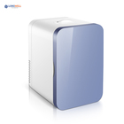 Desktop mini fridge 8L Car Mini Fridge Cooler and Warmer box portable mini refrigerator 12v AC DC