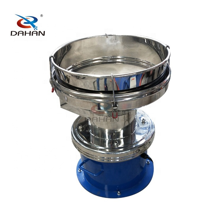 High Quality Vibrating Filter <strong>Screen</strong> Sieve Machine For Spice With 15/30/40 Mesh