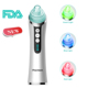 Blackhead Remover Pore Vacuum - Phenitech Facial Pore Cleaner Blackhead Extractor Suction Remover, Comedone Suction Removal Tool