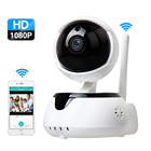 1080P CCTV HD IP PTZ ONVIF Indoor Wireless Wifi Security Smart Home Camera with Night Vision