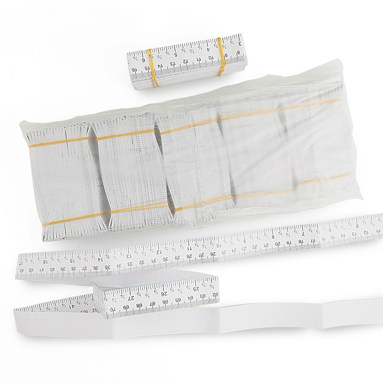 customized logo printing paper medical tape <strong>measure</strong> for baby