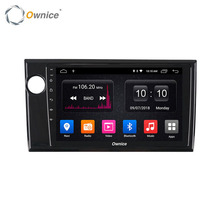 Ownice 1080p 2 Din Auto Radio GPS Android 7.1 Car Stereo Lettore DVD Per Honda BRV 2015-2019
