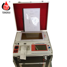 Laboratorium Transformator <span class=keywords><strong>Olie</strong></span> Test Apparatuur BDV Tester