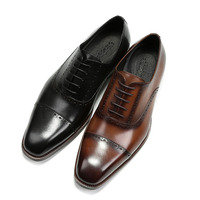 New arrivals cheap men leather dress shoes formal italian shoe