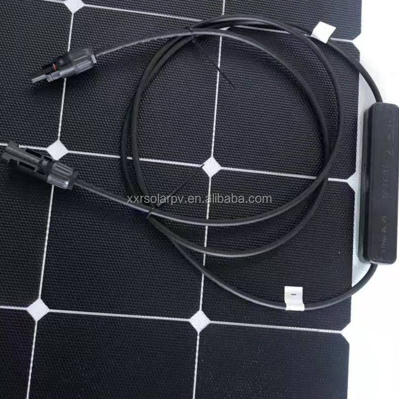 High efficiency sunpower 150W 160w 165w 170w 1460*540mm ETFE SUNPOWER flexible thin film solar panel for boats Marine
