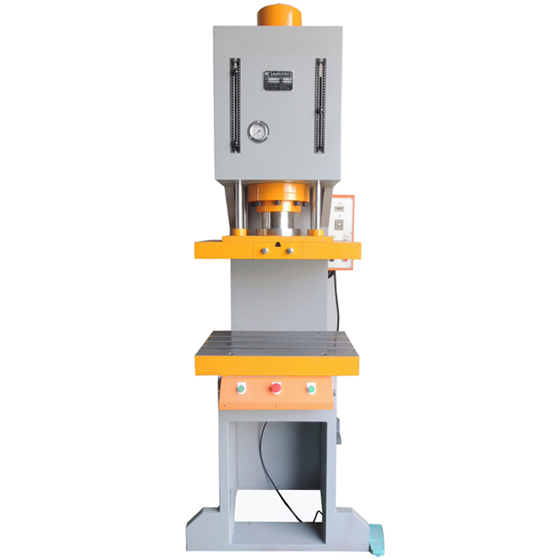 Alta calidad 4 columna prensa hidráulica de cuatro columnas de prensa hidráulica que forma la máquina