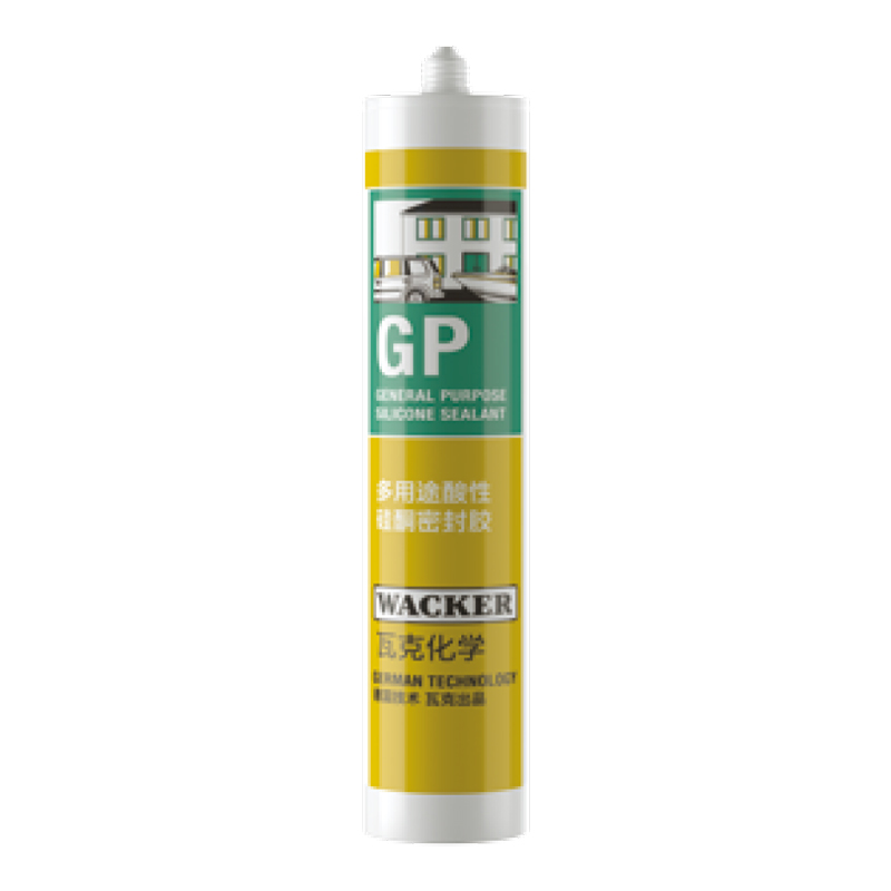 Wacker GP Multipurpose Acidic <strong>glass</strong> roof silicone <strong>sealant</strong>
