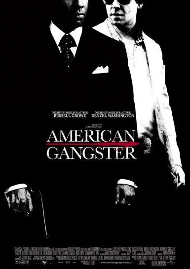 美国黑帮海报