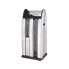 [OPQ-SR/BK] Automatic 2 Slots Stainless steel Wet Umbrella Wrapping Machine Plastic Bag Dispenser made in Korea