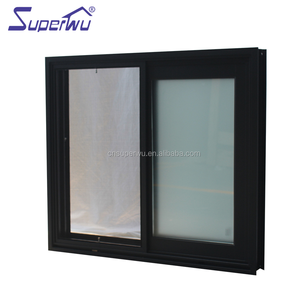 China supplier Factory price aluminum profile sliding windows for hotel